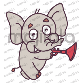 Get Bubbly with Bubbles - The Cute Elephant.