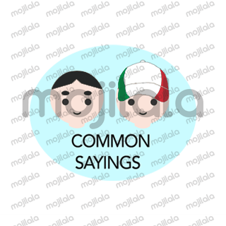 This sticker pack aims to teach and share Italian version of everyday sayings to other people interested in the Italian language.