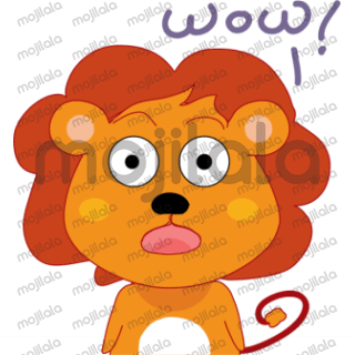 This is rocky the little lion, watch him do daily life stuff.