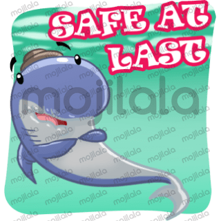 Base on a Baby shark pinkfong. #babysharkchallenge
