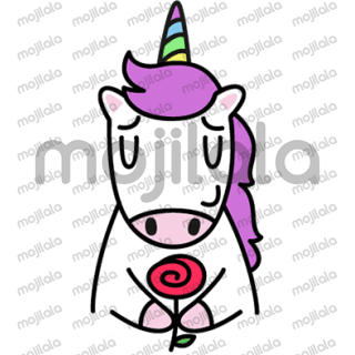 Crazy unicorn here to make your Messages more awesome! Looks like you need to find some hilarious answers? Don't worry now you can have crazy unicorn sticker as an answer.  You don't need even words! Cause word are violence and unicorns are awesome. So, make right decision and bring some unicorn in your life.