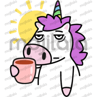 Crazy unicorn here to make your Messages more awesome! Looks like you need to find some hilarious answers? Don't worry now you can have crazy unicorn sticker as an answer. 