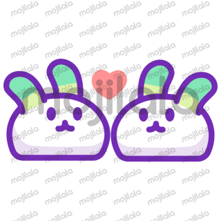 A tiny team of bunny onions that like to chill.