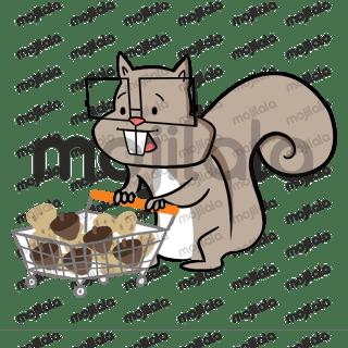 Happy Squirrel's life.