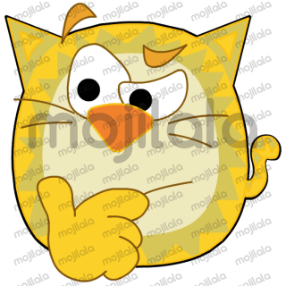 Billy Cat is here to share your day!
