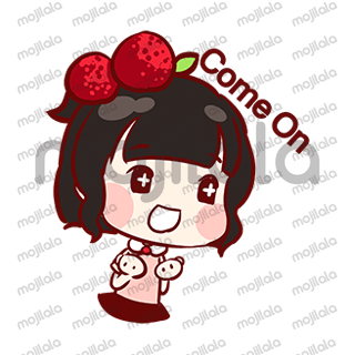 YangMei is a cute berry called waxberry.I like to eat the sweet waxberry.