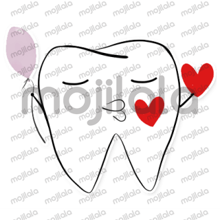 Stickers for teeth lovers!