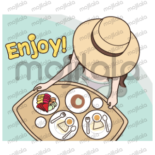 Celebrating joys of life and motherhood; sending everyday greetings and special occasion messages amongst mothers, family, friends and loved ones.  Popular greetings stickers by MAMA CELEB.