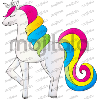 Licorne - unicorne