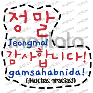 This sticker pack aims to teach and share Korean version of everyday sayings to other people interested in the Korean language.