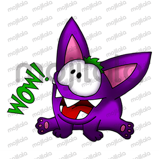 He is adorable little gremlin who wants to eat and play... a lot! :) Have fun with him!