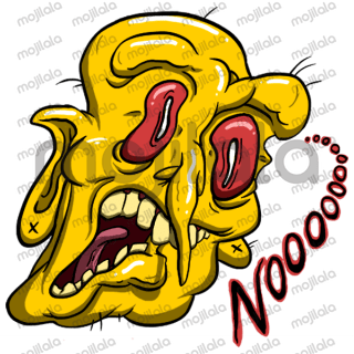 A set of twenty stickers made for those moments where only a weird face will suffice! Download now and freak out your friends with Freakees!