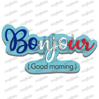 This sticker pack aims to teach and share French version of everyday sayings to other people interested in learning the French language.