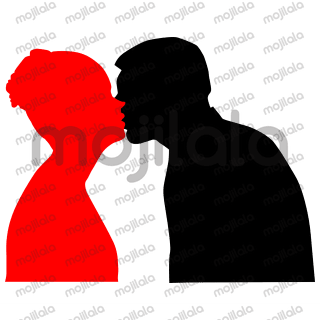 love kiss