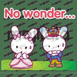 Pink Rabbit Princess4