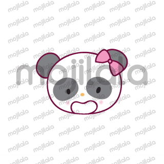 pink rabbit story face