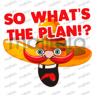 Joe Smokehead is funny live hat character with crazy temperament. Hat and red hot chilly paper instead of mustaches is style of this Mexican guy. Download and share this funny and great character every day with your friends!