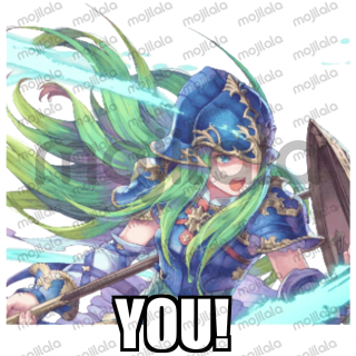 Disclaimer: I do not own any of the art in the stickers. All rights go to Nintendo, Intelligent Systems and the respective artists.